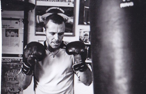 Boxe a Ajaccio en corse au ring ajaccien