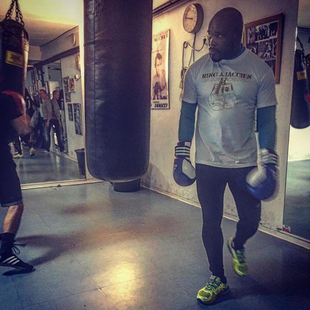Boxe anglaise a ajaccio en corse au ring ajaccien